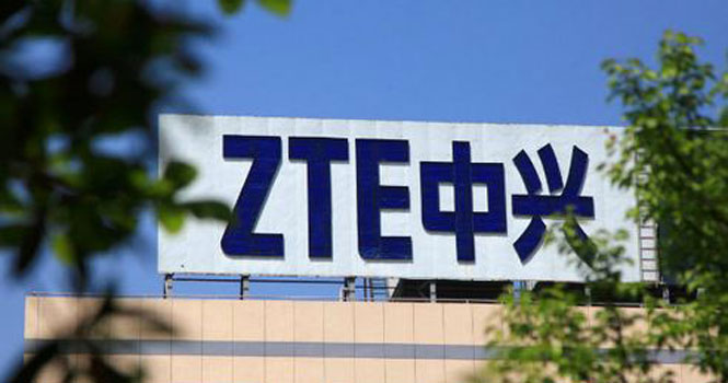 پرداخت جریمه یک میلیارد دلاری توسط کمپانی ZTE به ایالات متحده