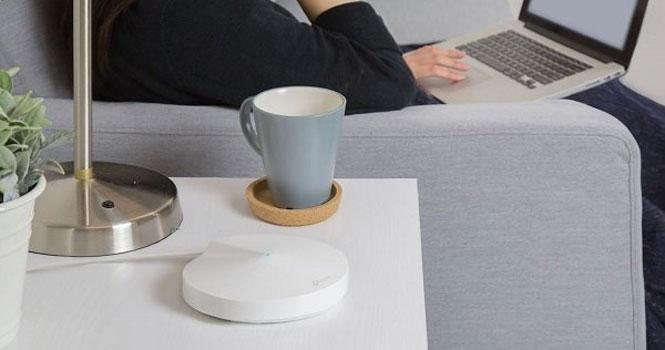 کنترل لوازم خانگی هوشمند با روتر دکو ام ۹ پلاس تی پی لینک