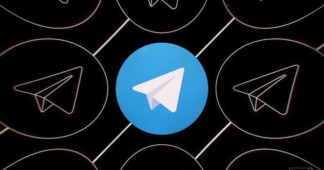 فعالیت تلگرام های فارسی