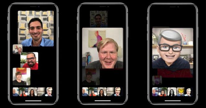 آپگرید جدید فیس تایم اپل؛ چت گروهی با 32 نفر به صورت همزمان