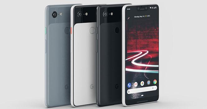 کانسپت رندر گوگل پیکسل ۳ ایکس ال سبک طراحی این موبایل را نشان میدهد