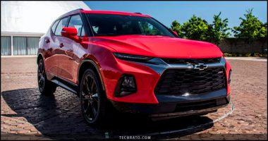 مشخصات فنی شورولت بلیزر 2019 ؛ نسل جدید Chevrolet Blazer افسانهای
