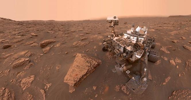 طوفان شن در مریخ سراسری شد ؛ آپورچونیتی کماکان بدون علائم حیاتی!