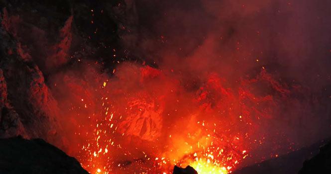 اساطیر کهن در مورد آتشفشانها درست میگفتند