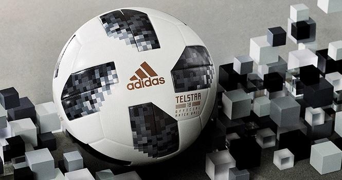 تکنولوژی توپ فوتبال جام جهانی ۲۰۱۸ ؛ از ماهوارهها تا ریزتراشههای تلاستار ۱۸