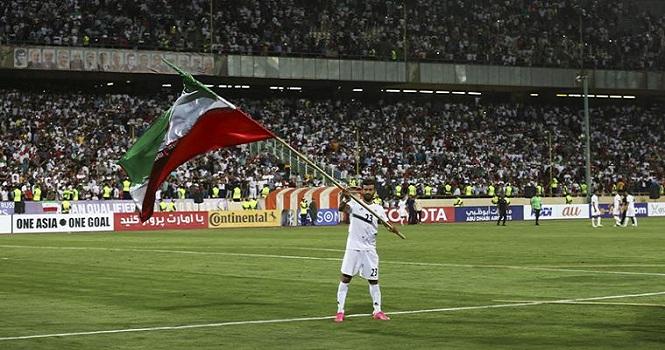 جام جهانی فوتبال در ورزشگاه آزادی!