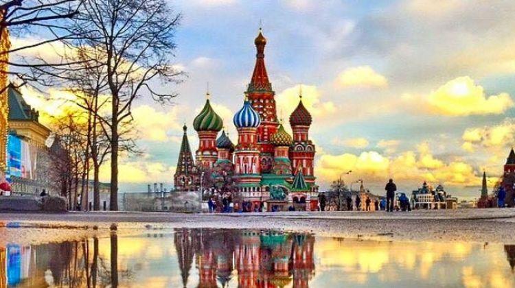 مکان های دیدنی مسکو