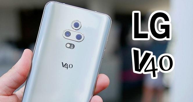 ال جی وی ۴۰ (LG V40) با ۵ دوربین قدرتنمایی میکند