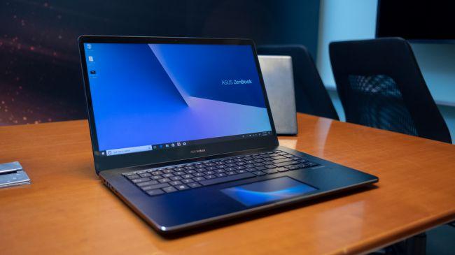 ایسوس زنبوک پرو (Asus ZenBook Pro)