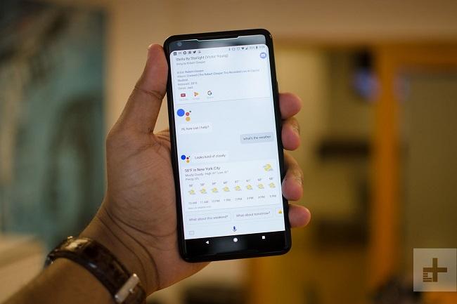هر دو گوشی پرچمدار در حال حاضر به اندروید 8.0 اوریو مجهز هستند و به محض انتشار نسخهی نهایی اندروید پی، آپدیت آن را در اختیار کاربران خود قرار میدهند.