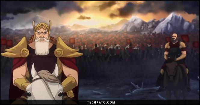 معرفی انیمیشن آخرین داستان