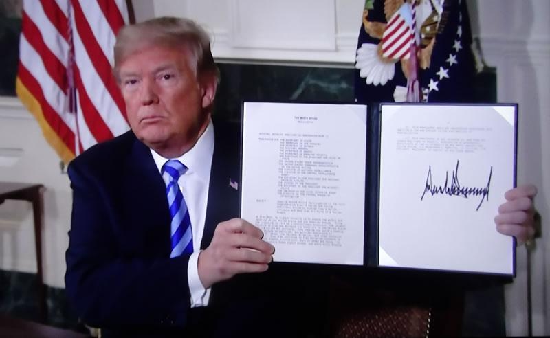 ترامپ و برنامه هسته ای