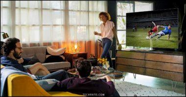تجربه تماشای مسابقات ورزشی با تکنولوژیهای جدید سامسونگ