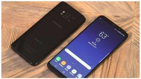 سامسونگ گلکسی اس 8 و گلکسی اس 8 پلاس (Samsung Galaxy S8 and Galaxy S8+)