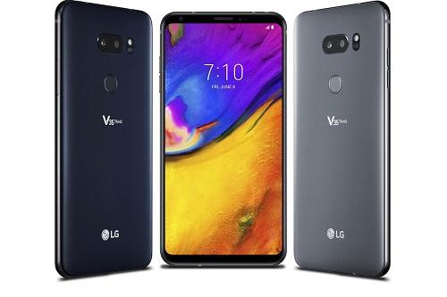 ال جی جی 7 تینکیو یا ال جی وی 35 تینکیو (LG G7 ThinQ or LG V35 ThinQ)