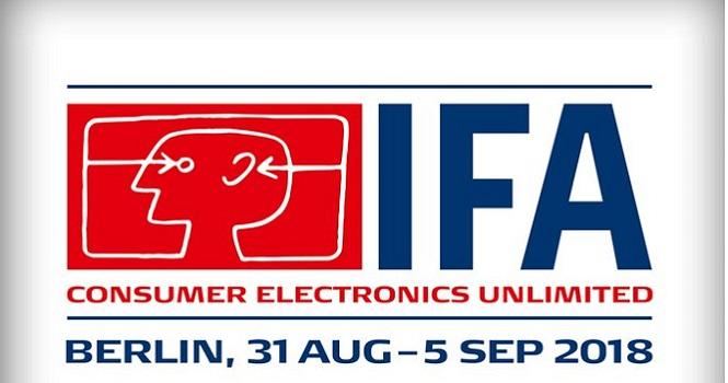 نمایشگاه IFA 2018 و گوشیهای هوشمندی که در آن به نمایش درمیآیند