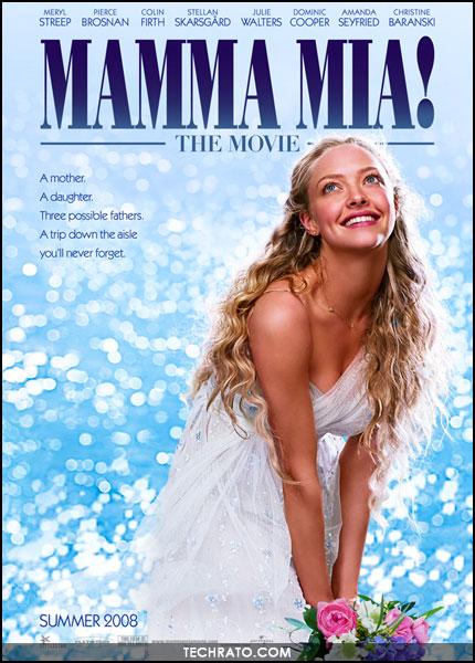 قسمت دوم فیلم ماما میا 2 (Mama Mia) هفته آینده اکران خواهد شد