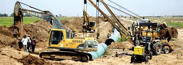 پروژه آب رسانی غدیر