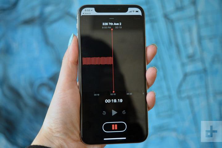 نحوهی مدیریت تنظیمات یادداشتهای صوتی در iOS 12
