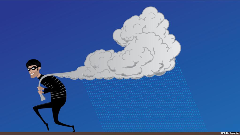 دزدی ابر از آسمان ایران ؛ واکنشها به ادعای ابر دزدی و برف دزدی از آسمان کشور!