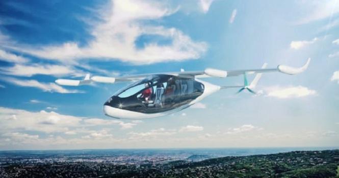 ماشین پرنده رولز رویس ؛ رویای آینده صنعت حمل و نقل جهان