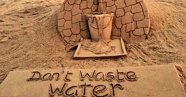 خشکی منابع آبی