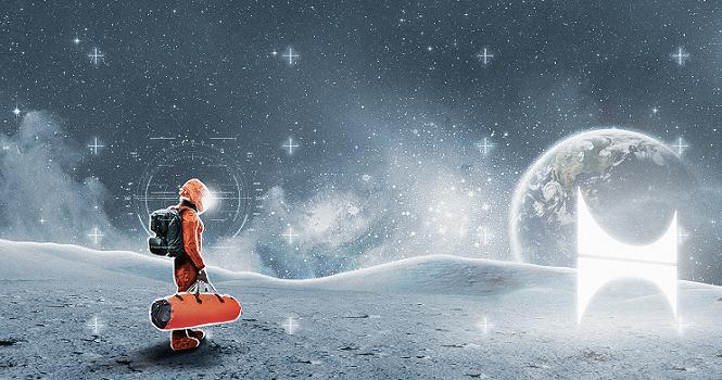 با مناطق گردشگری در مریخ آشنا شوید ؛ پیک نیک در سیاره سرخ!