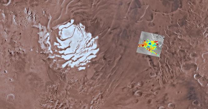 کشف دریاچهای از آب مایع در مریخ ؛ پنجرهای جدید برای جستجوی حیات
