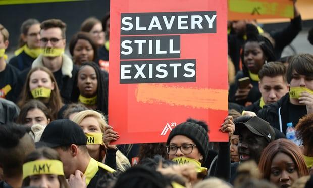 بردهداری مدرن