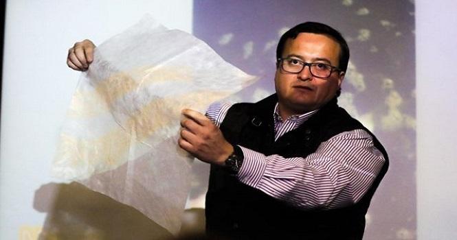 ساخت کیسه غیرپلاستیکی قابل حل در آب توسط یک شرکت در شیلی [تماشا کنید]