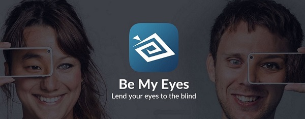 اپلیکیشن Be My Eyes