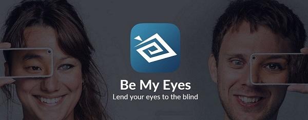 اپلیکیشن Be My Eyes