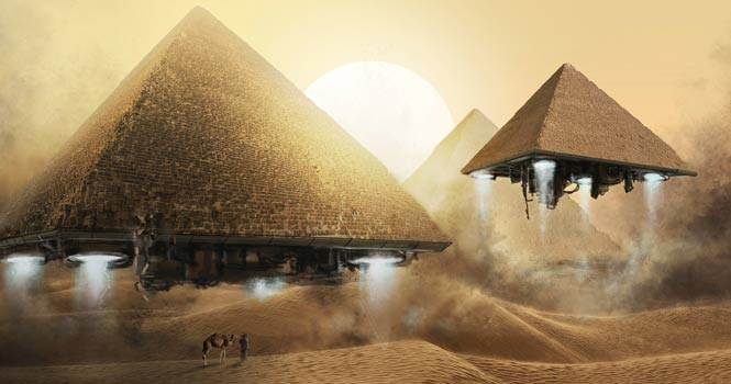 نگاهی به نظریه فضانوردان باستان ؛ ما و فرا زمینیها