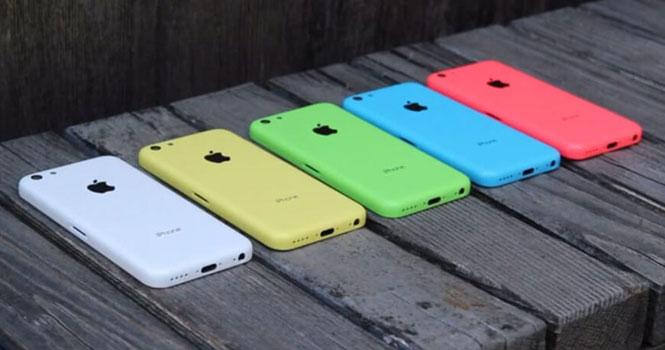 خرید آیفون های رنگی اپل