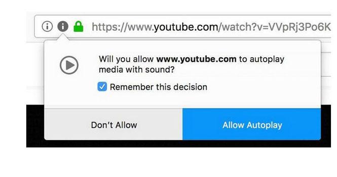 با یک قابلیت جدید از پخش خودکار ویدیو در فایرفاکس جلوگیری کنید