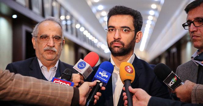 پینگ پونگ رسانه ای آذری جهرمی با سردار جلالی؛ پاسخ وزیر ارتباطات به بیانیه سازمان پدافند غیرعامل
