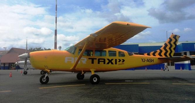 تاکسی هوایی در آسمان ایران
