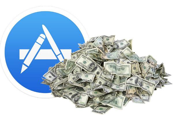 افزایش درآمد اپل استور ؛ گوگل پلی از اپل استور عقب افتاد