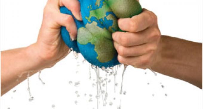 بحران جهانی آب