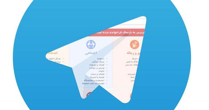 رفع فیلتر تلگرام هرگز اتفاق نخواهد افتاد!