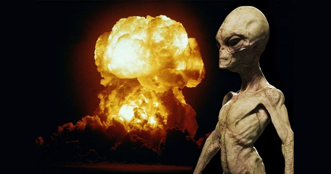آیا موجودات فضایی مانع از وقوع جنگ جهانی سوم شدند؟