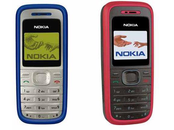 5. نوکیا 1200 (Nokia 1200)