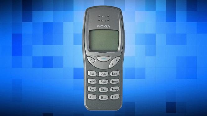 4. نوکیا 3210 (Nokia 3210)