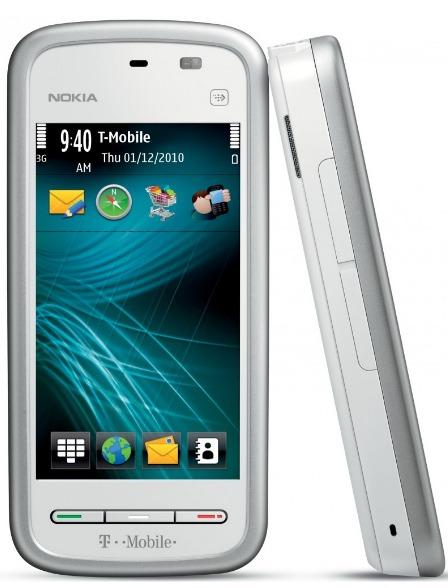 7. نوکیا 5230 (Nokia 5230)