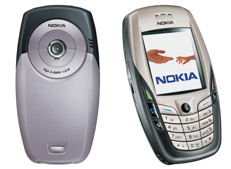 6. نوکیا 6600 (Nokia 6600)