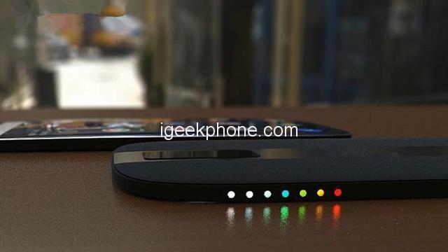 یکی از چیزهایی که در طراحیNokia Foot جلب توجه میکند، چراغهای چشمک زن رنگی در کنار این دستگاه است. احتمالا این 7 چراغ رنگی چشمک زن،نوتیفهای خاصی را اعلام کرده و در هنگام گوش دادن به موسیقی نیز رقص نور زیبایی اجرا میکنند.