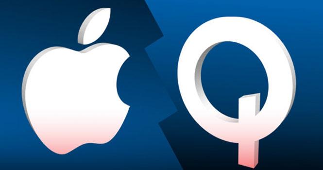 اپل در آیفونهای بعدی از مودم های کوالکام استفاده نمیکند