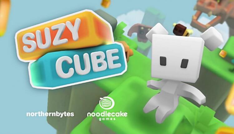 بازی اکشن Suzy Cube برای اندروید