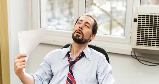 گرما عملکرد مغز را کاهش میدهد