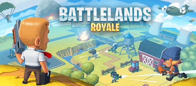 Battlelands Royale یکی از بهترین بازی های اکشن اندروید